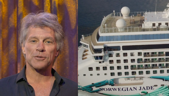 There's a Jon Bon Jovi Cruise So Lay Your Hands On a Ticket NOW