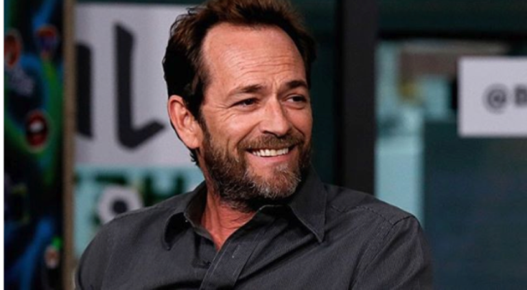 Luke Perry Was a Real-Life Hero to the Parents of Two Screaming Kids on a Plane