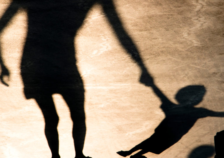 shadow mother child www.herviewfromhome.com