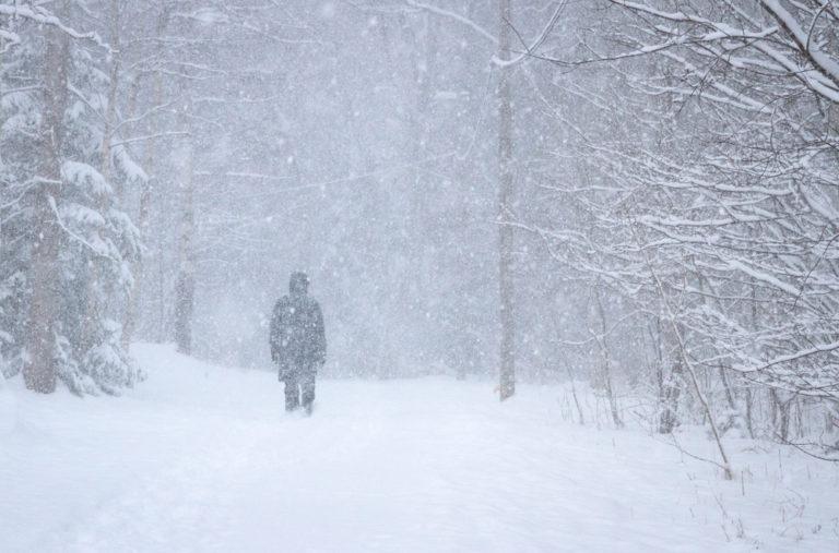 walking in snow www.herviewfromhome.com