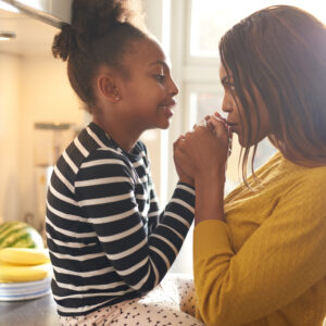Facing Your Harshest Critic as a Mother Means Looking in the Mirror First