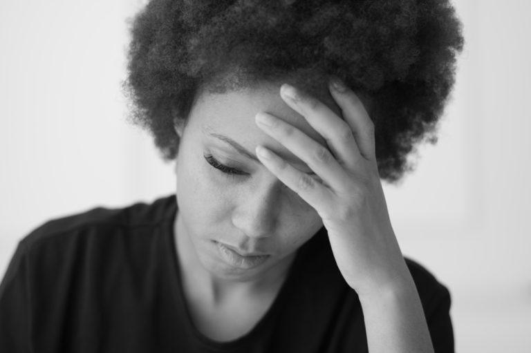 anxious woman www.herviewfromhome.com