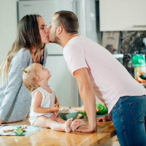Your Kids Need to See You Loving Your Spouse