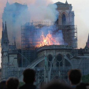 The Notre Dame Cathedral is Changed Forever and So Are Our Souls