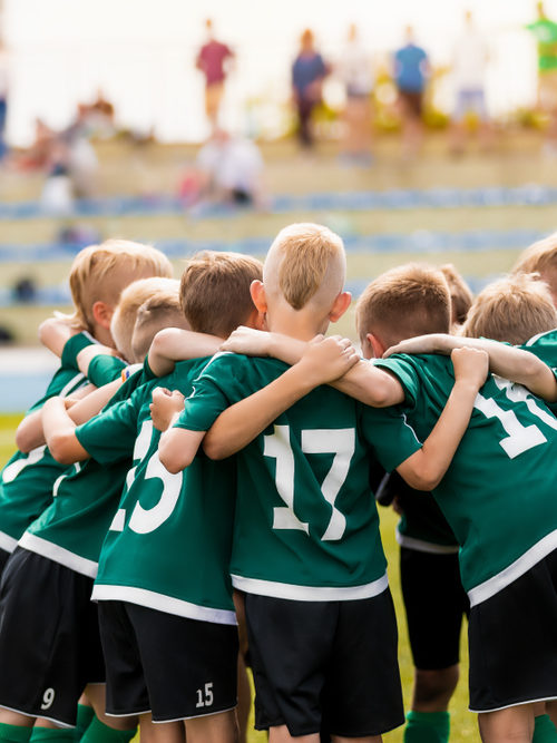It Matters More Than You Think When You Cheer for My Kids
