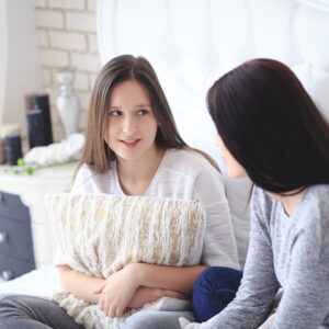 What I Want My Teen Daughters To Know About Sex That My Mom Didn't Tell Me