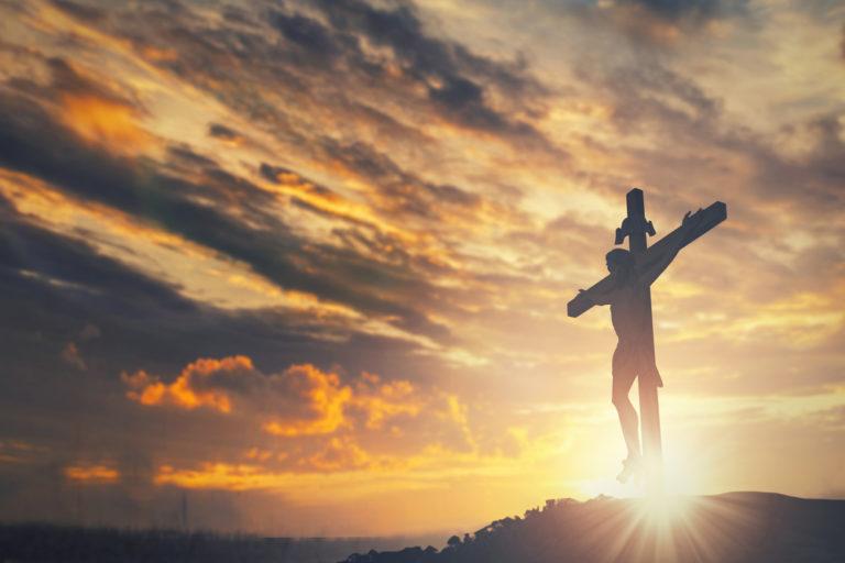 Jesus on cross www.herviewfromhome.com
