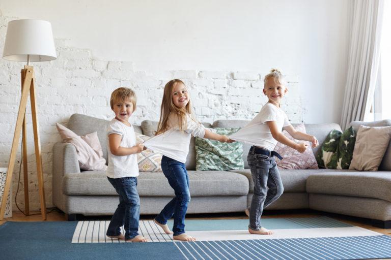 three kids www.herviewfromhome.com