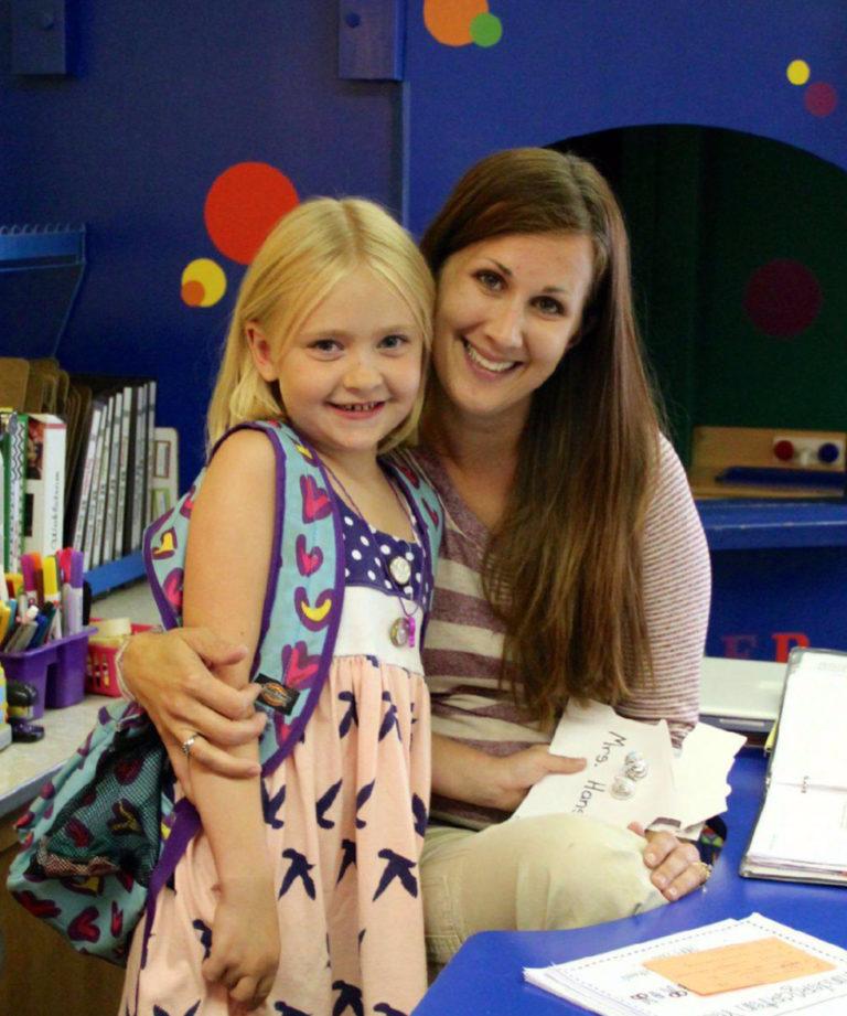 kindergarten graduation teacher appreciation student graduate www.herviewfromhome.com