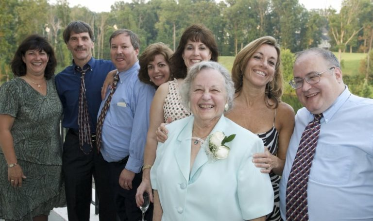 grandma, big family, parenting, nana, raising kids, legacy, generations www.herviewfromhome.com