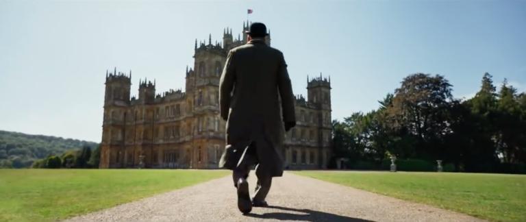 Downton Abbey, movie trailer,
