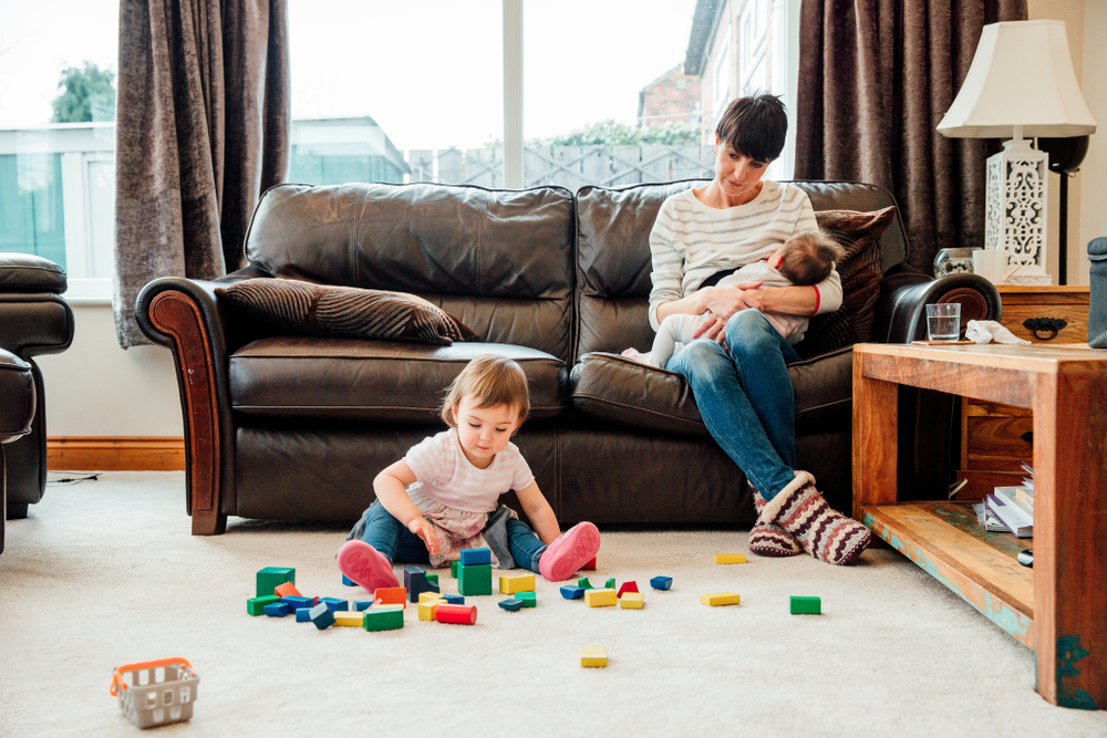 tired stay at home mom exhausted kids motherhood www.herviewfromhome.com