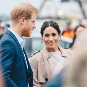 The Duchess of Sussex Is in Labor and the World is Ready