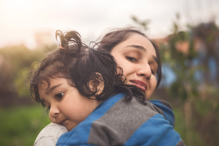 motherhood, daughter, raising a daughter, girl mom, faith, her view from home