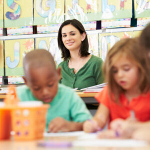 Somewhere Along the Way, Your Child Became Mine Inside This Classroom
