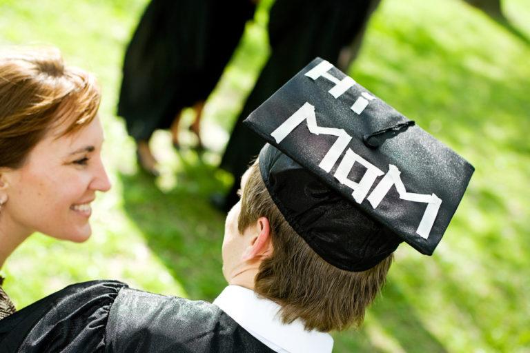 high school graduation graduate motherhood new grad www.herviewfromhome.com