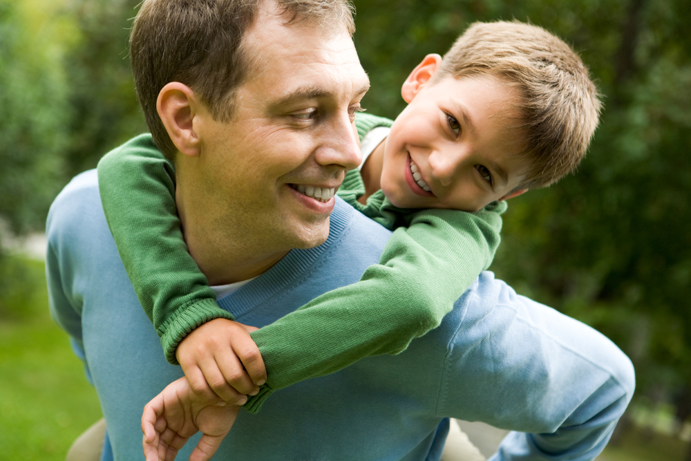 father and son, boys, raising boys, teenager, dad, www.herviewfromhome.com