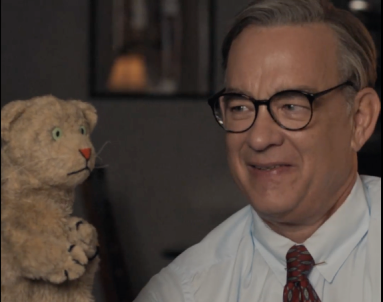 Tom Hanks as Fred Rogers