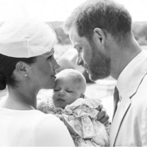 See the Photos From Baby Archie's Christening