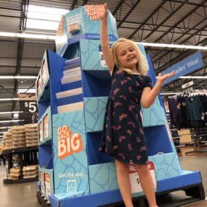 Get Ready to Go Back BIG at Walmart and the Women's Choice Award
