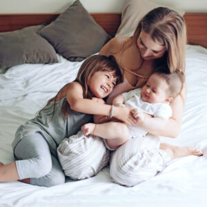 Having Another Baby Made Me a Better Mom