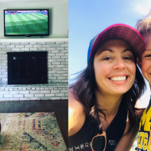The Highlight of the US Women's National Soccer Team Victory Happened in My Living Room