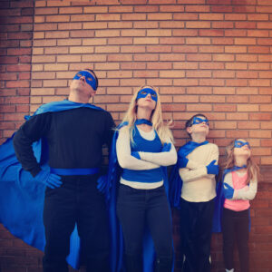 Our Favorite Halloween Costumes for the Entire Family