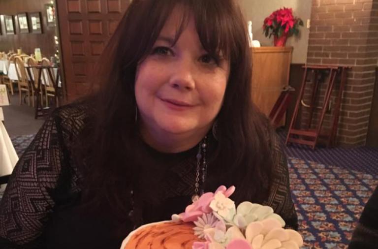 Birthday cake for mom's 60th birthday