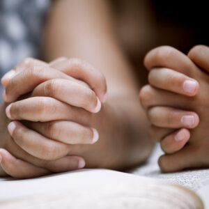 Praying With My Daughter Grew Both of Our Faiths