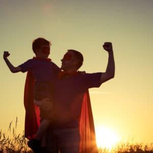 You'll Always Be Their Superhero