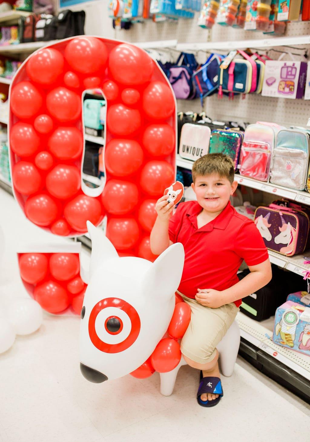 Target birthday
