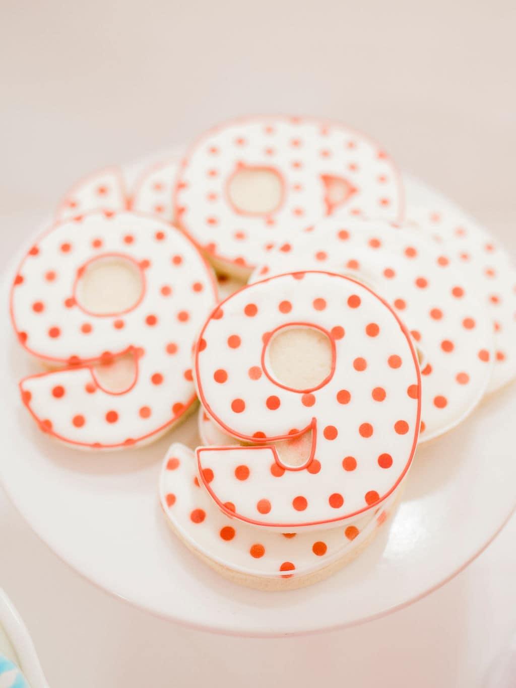 Target cookies