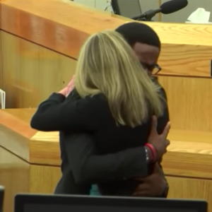 Man Forgives His Brother's Killer in Moving Courtroom Scene of Forgiveness and Faith