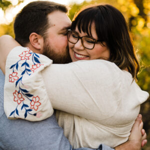 We're Learning to Let God Write Our Love Story