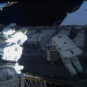 Who Runs Space? GIRLS! Watch the First All-Female Spacewalk Now