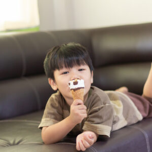 My Kid Sometimes Eats Ice Cream for Breakfast and I Don't Feel Guilty (Much)