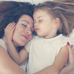 To My Child: I Will Lay With You Every Night As Long As You Need