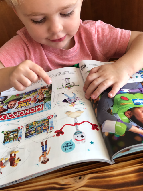 The New Amazon Toy Catalog is the Sears Catalog of Your Childhood