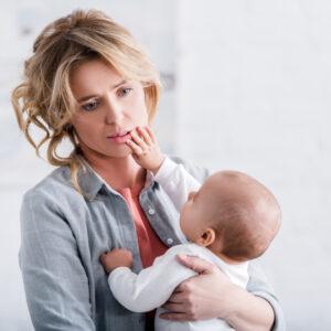 I Fear I've Lost Myself To Motherhood