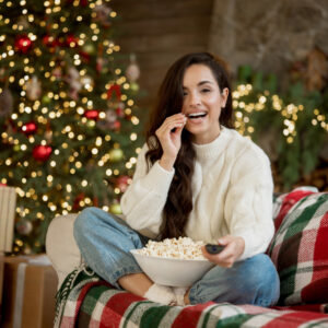 Get Paid to Watch Hallmark Christmas Movies? Sign Us Up.