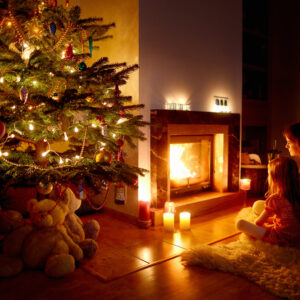 This Christmas, Our Family is Going Stress-Free