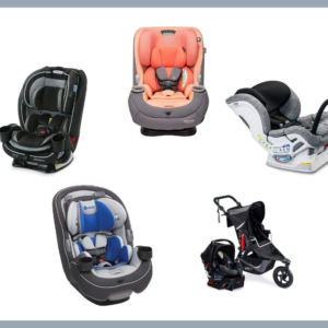 Keep Your Little Ones Safe With These Highly Rated (and Highly Discounted!) Car Seats