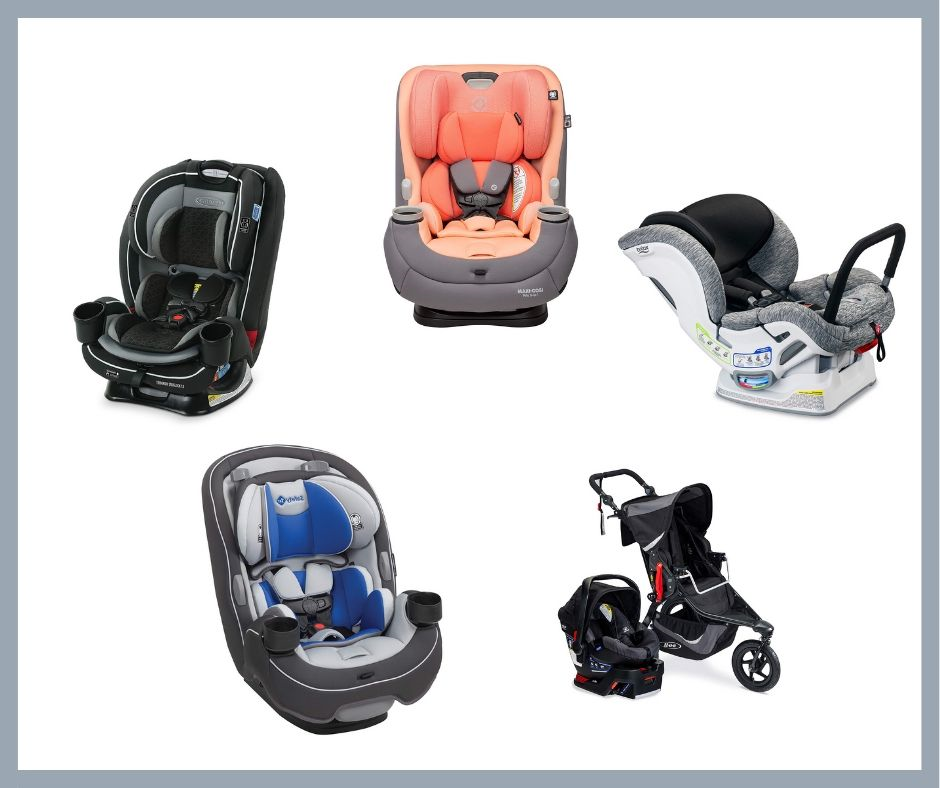 convertible car seat and strollers