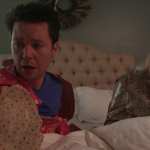 Church's Clever Viral Video Reminds Us the Best Presents This Christmas Aren't Under the Tree
