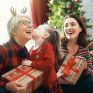 Let Their Grandparents Spoil Them This Christmas