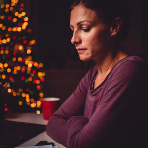 The Holidays Aren't the Same For Someone Who is Grieving