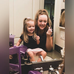 Daughter, When You Look in the Mirror, This is What I Hope You See