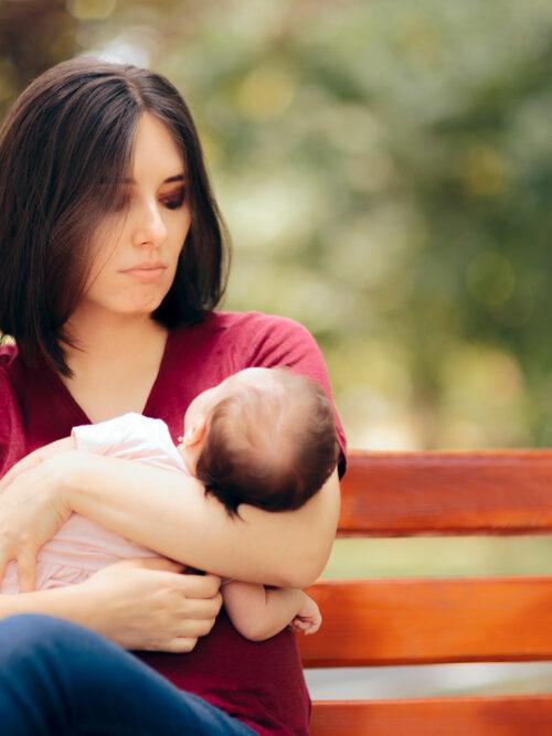 I Wish Someone Had Noticed My Postpartum Anxiety