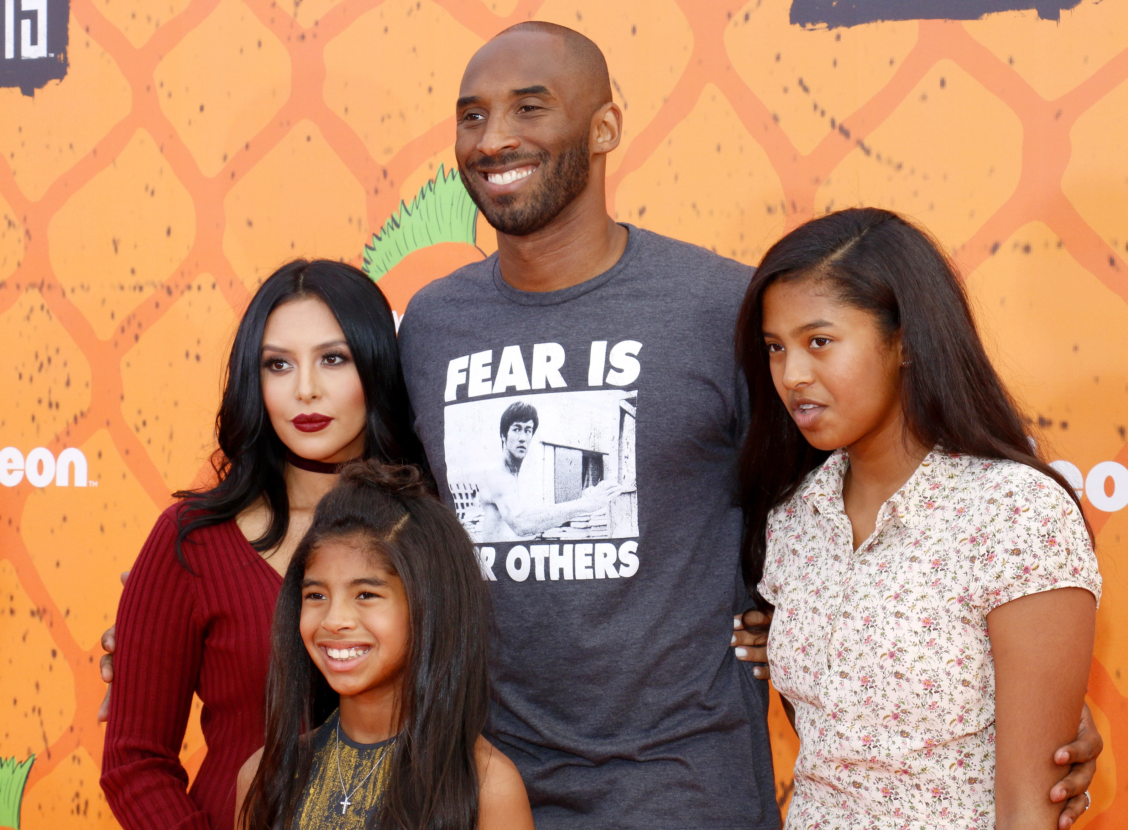 Kobe Bryant, Vanessa Bryant,