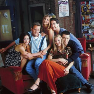 The One Where All Our Dreams Come True: 'Friends' Reunion Show is a Go!
